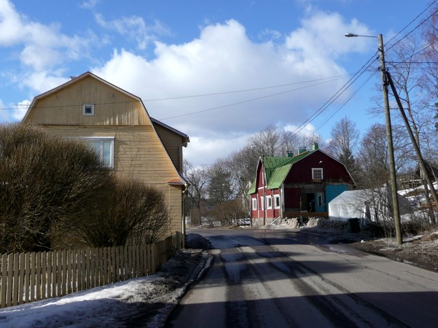 Village de Halkia
