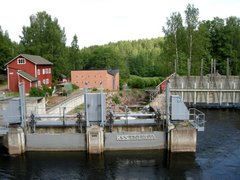 Verlankoski rapids