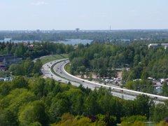 Länsiväylä highway
