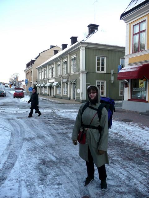 Mari in Nyköping