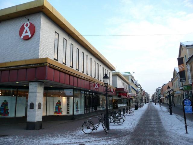 Åhlens department store