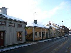 Västra Kvarngatan street
