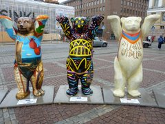 Bears of Azerbaijan, Australia and Armenia