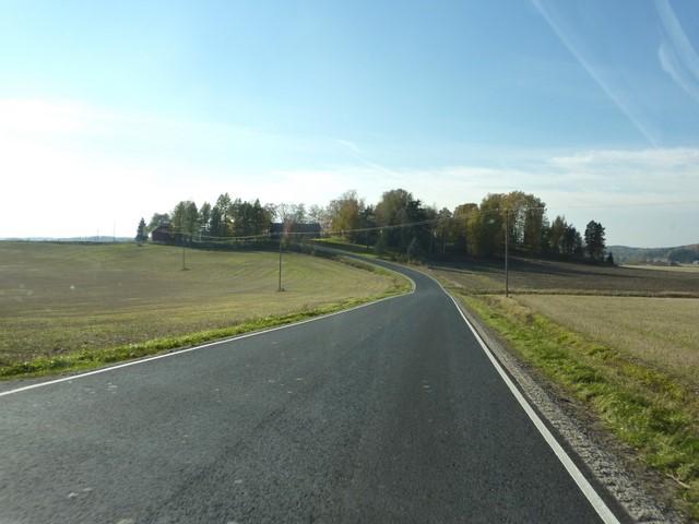 Tie 1863 lähellä Muurlan kirkonkylää