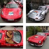 Voitures Ferrari