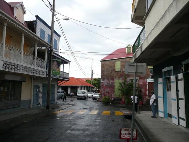 King George V Street et Old Street