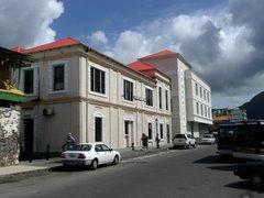 Oikeustalo, Roseau (Dominica)