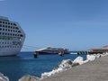 Roseau passenger port