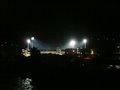 Stadion yöllä