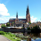 �land and Uppsala 2010