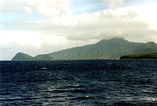 Cabrits and Prince Rupert Bay, Dominica