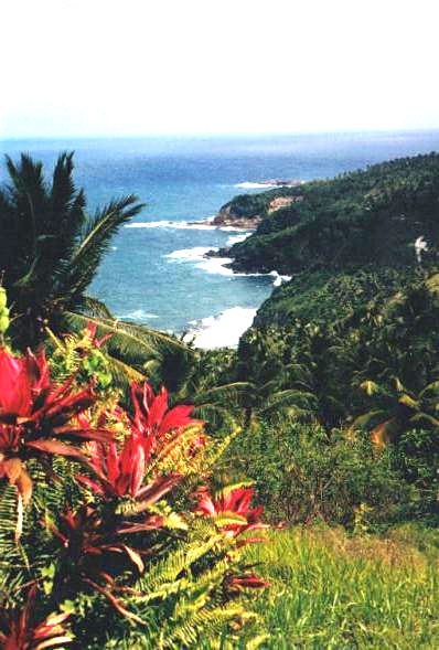 Karibiterritorio (Carib Territory), Dominica