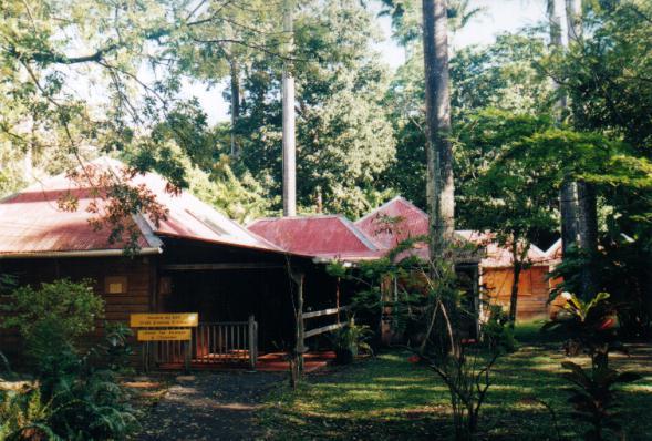 Maison du bois, Pointe-Noire
