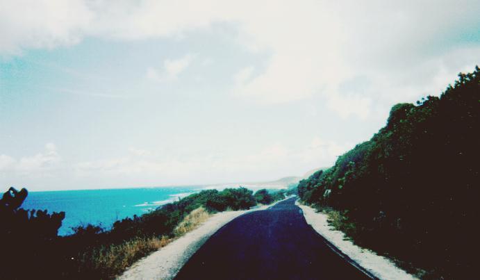 Chemin, La Désirade