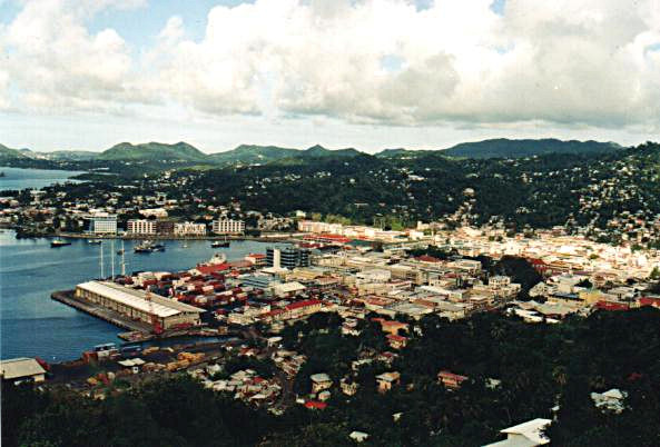 Castries, Sainte-Lucie