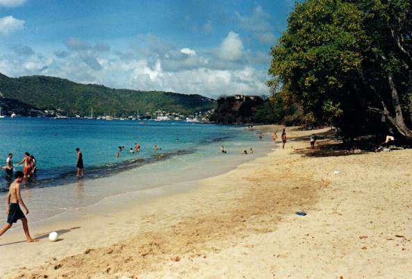 Lower Bay Beach, Bequia