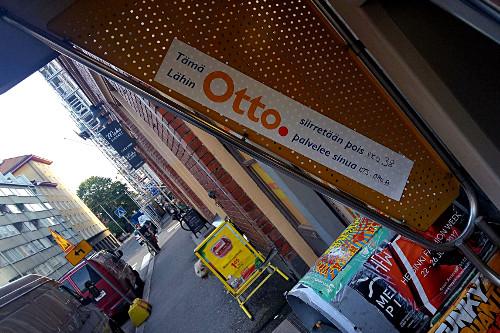 Perämiehenkadun Otto-automaatti
