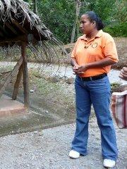 Kalinagonainen Dominicalla