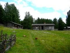 Ferme musée de Liehtalanniemi