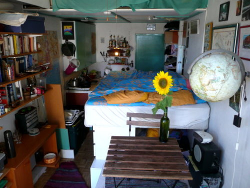 Logement de 16 m2
